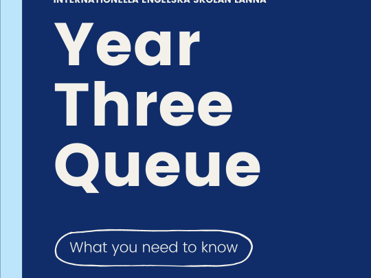 Year Three Queue: What You Need to Know